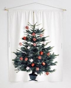 ikea kerstboom van stof 2 - 2012