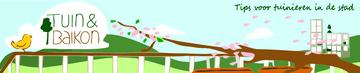 Tuin en Balkon - Tips voor tuinieren in de stad