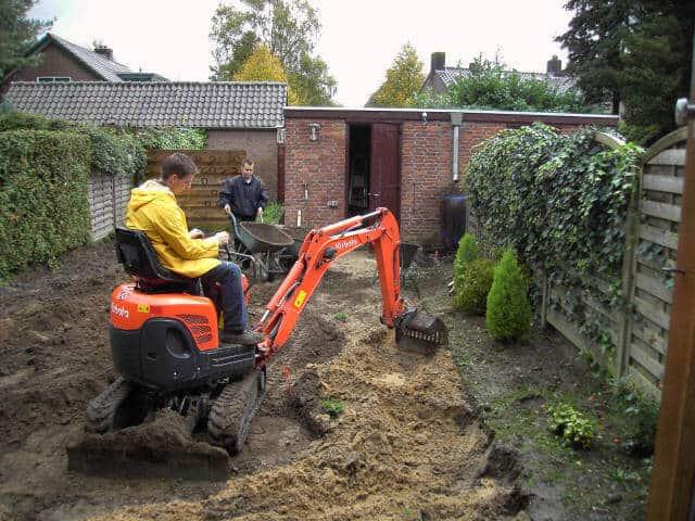 10 veel gemaakte fouten bij tuinontwerp en tuinaanleg for Eigen moestuin ontwerpen en aanleggen