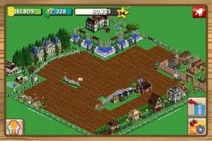 iphone app voor tuin - farmville op de iphone
