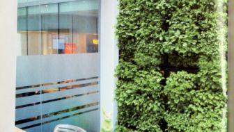 Het Parool - tuin en balkon - vertikale tuin