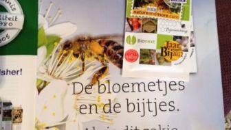 400.000 zakjes gratis bloemenzaad voor de bijen