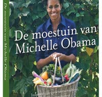 groententuin van Michelle Obama