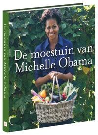 groententuin van Michelle Obama