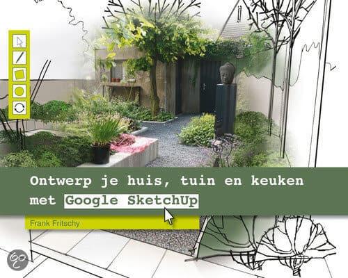 Je eigen 3d tuinontwerp met sketchup deel 4 tuin en balkon for Ontwerp je eigen kamer in 3d