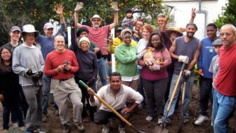 Guerilla gardening in South-Central L.A. met Ron Finley