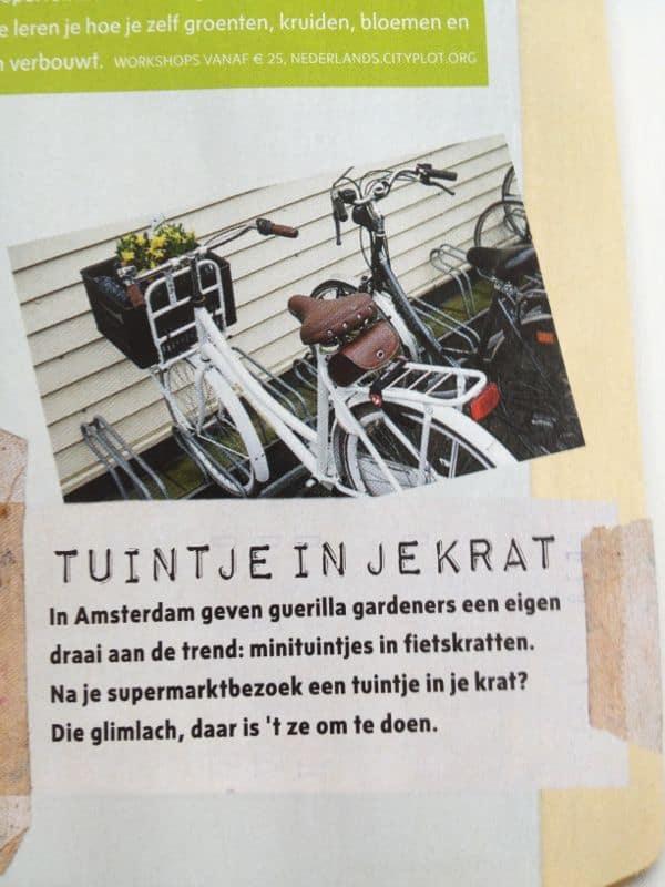 Viva-fietstuintjes