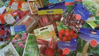 Groenten, bloemen en kruiden zaaien