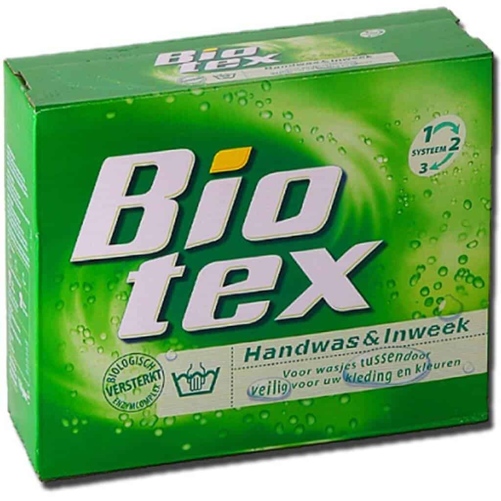 biotex groene aanslag