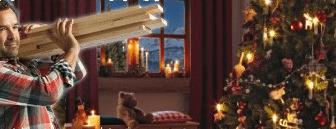 Zelf kerstversiering maken en andere DIY kersttips