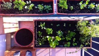 Vijf tips voor een kindvriendelijk balkon