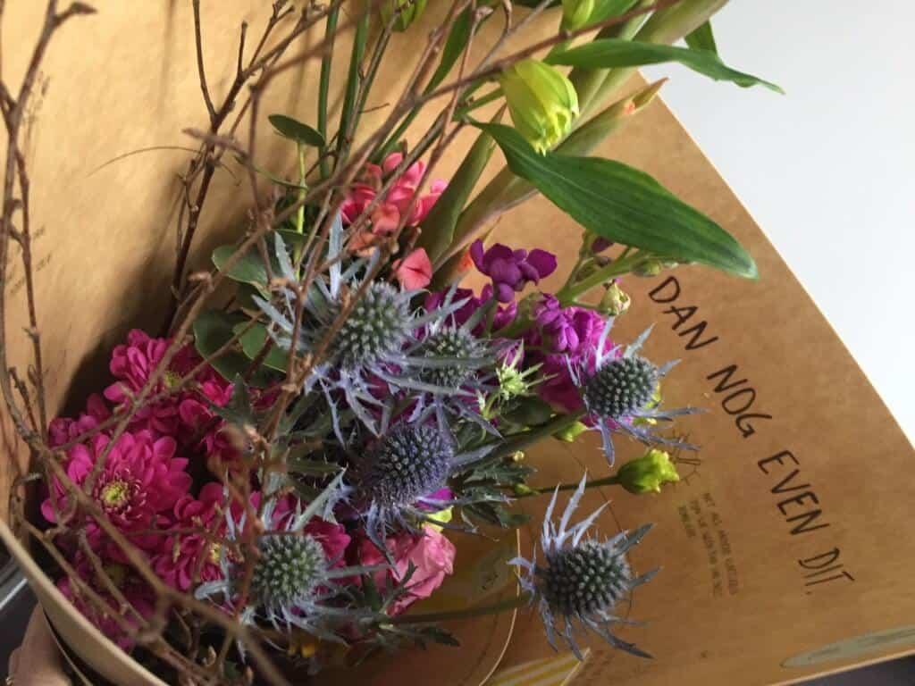 Bekend Een abonnement op bloemen van BLOOMON. Mijn ervaringen op een rij  #SI-55