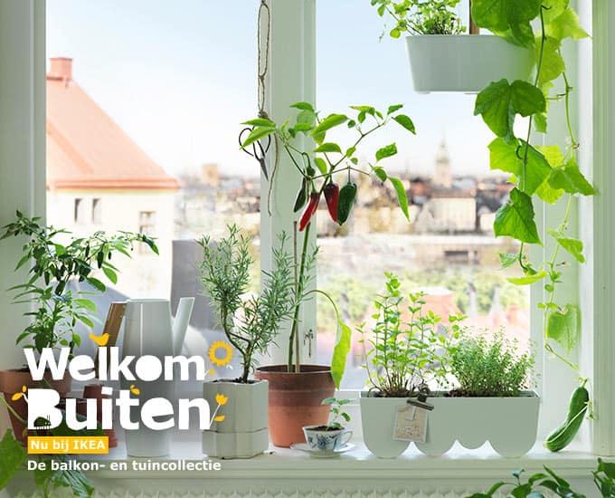 Tuinieren Op Balkon : Nieuwe ikea tuin en balkon collectie gericht op kweken eigen