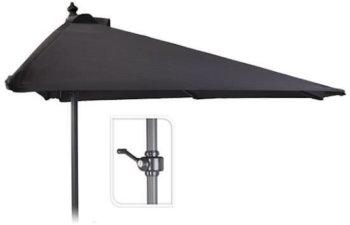 Leuk Driehoekig Balkon : Beste parasol en zonwering voor op je balkon tuin en balkon