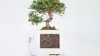 Bouw je oude Mac om tot plantenbak