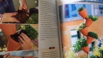 Boekbespreking: Basisboek verticaal tuinieren