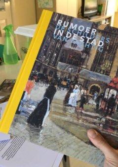 rumoer in de stad het boek