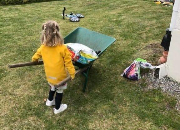 tuinieren in zweden